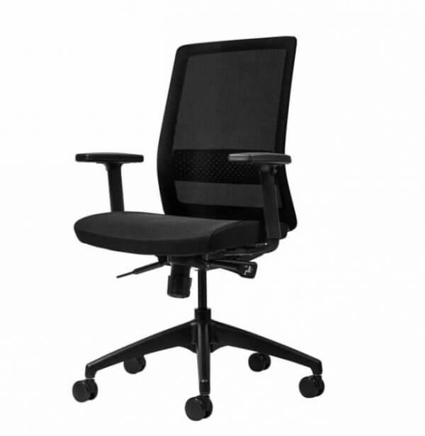 Bestuhl S30 Mesh Task Chair - Black